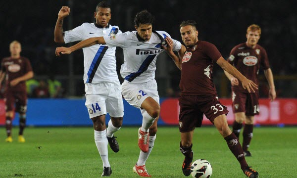 Bóng đá - Inter Milan vs Torino 18h30, ngày 05/11