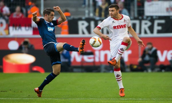 Thông tin trước trận Hoffenheim vs Koln