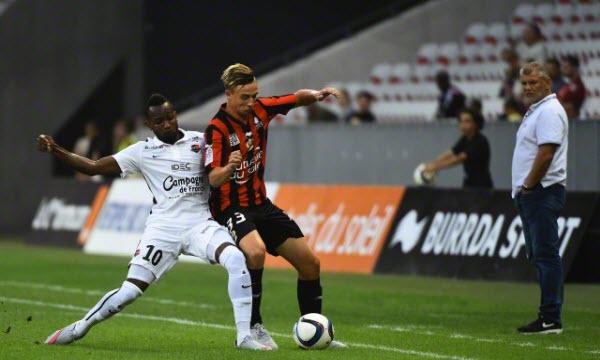Nhận định dự đoán Nice vs Dijon 23h ngày 29/11