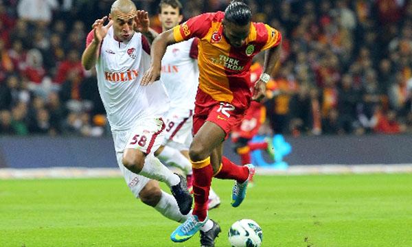 Bóng đá - Galatasaray vs Elazigspor: 01h00, ngày 07/12