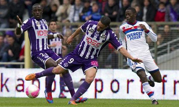 Bóng đá - Lyon vs Toulouse: 03h00, ngày 06/12