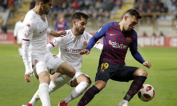 Bóng đá - Barcelona vs Cultural Leonesa 03h30 ngày 06/12