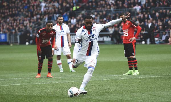 Bóng đá - Lyon vs Stade Rennais FC 01h00 ngày 06/12