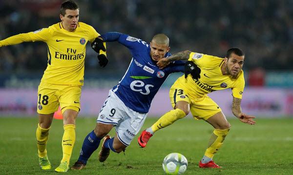 Bóng đá - Strasbourg vs Paris Saint Germain 03h00 ngày 06/12
