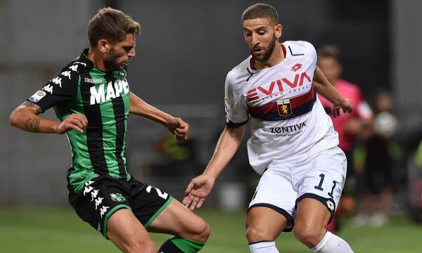 Bóng đá - Genoa vs US Sassuolo Calcio 21h00 ngày 03/02