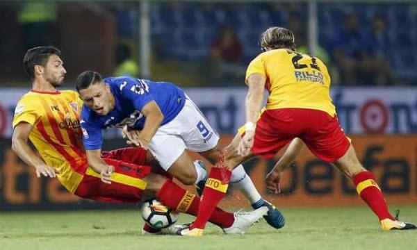 Nhận định dự đoán Sampdoria vs Benevento 23h ngày 26/9