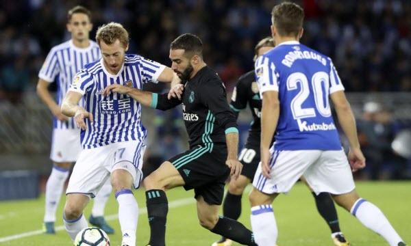 Bóng đá - Real Sociedad vs Real Madrid 12/05/2019 23h30