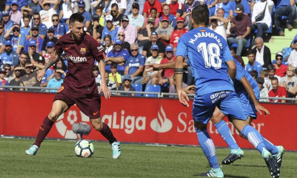 Bóng đá - Getafe vs Barcelona 02h45 ngày 07/01