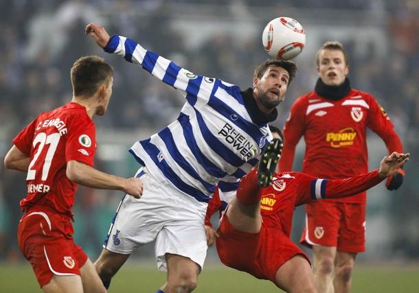 Bóng đá - Munchen 1860 vs MSV Duisburg 18h00 ngày 31/05