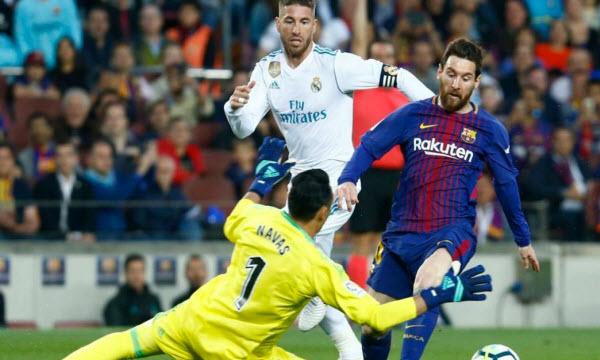 Bóng đá - Barcelona vs Real Madrid 03h00 ngày 07/02