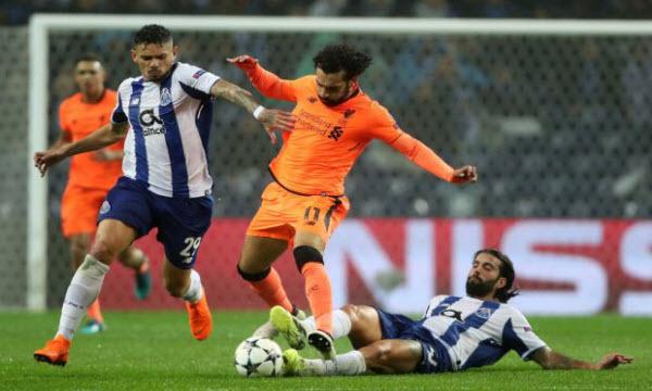 Bóng đá - Liverpool vs Porto 02h45, ngày 07/03