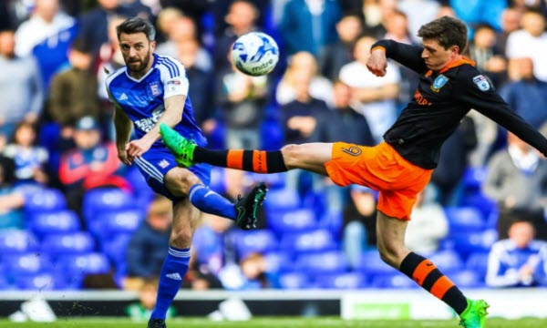 Bóng đá - Ipswich vs Sheffield Wed. 02/02/2019 22h00