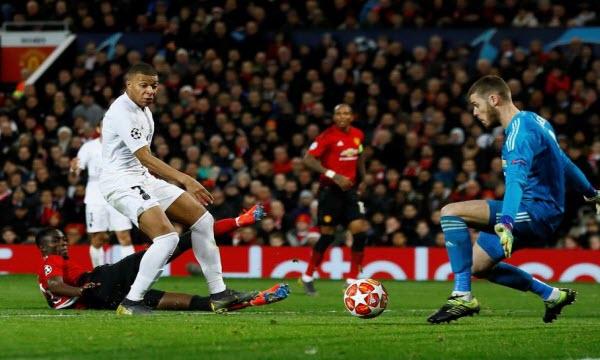 Bóng đá - Paris Saint Germain vs Manchester United 2h ngày 21/10