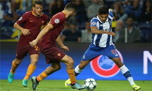 Bóng đá - Porto vs AS Roma 03h00 ngày 07/03