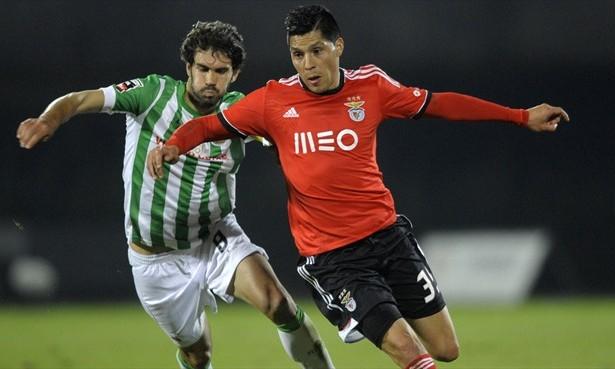 Bóng đá - SL Benfica vs Rio Ave: 02h00, ngày 08/04