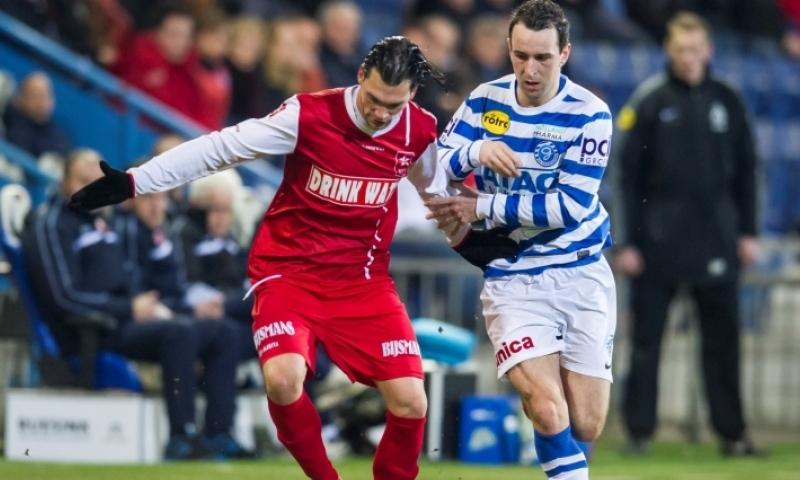 Bóng đá - Jong PSV Eindhoven vs Den Bosch 0h45 ngày 20/2