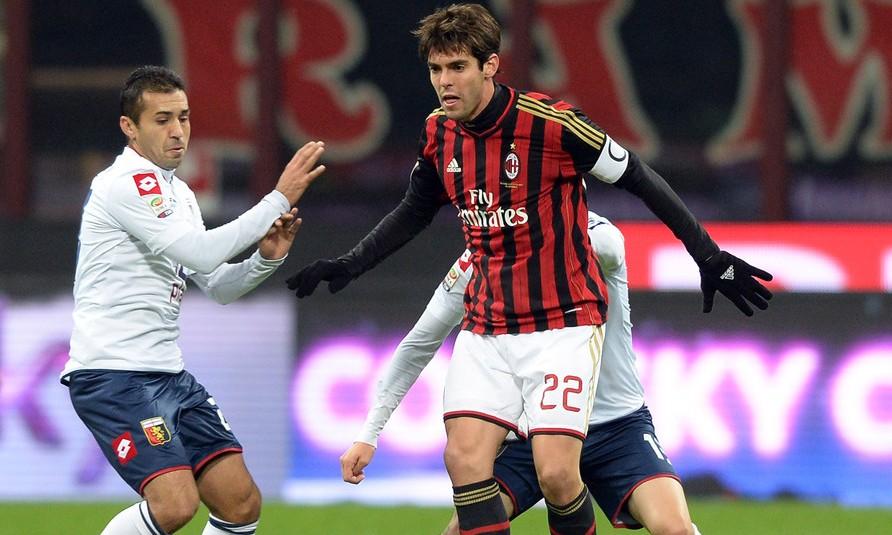 Bóng đá - Genoa vs AC Milan: 02h00, ngày 08/04