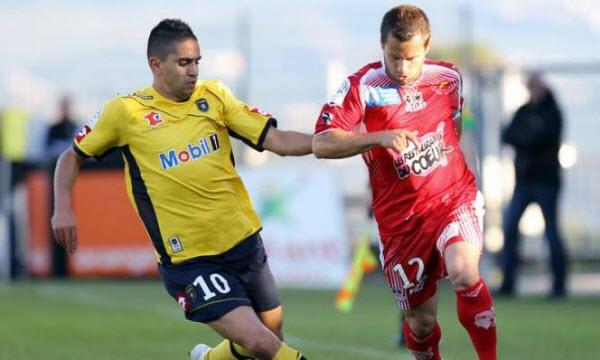 Bóng đá - Nancy vs Evian Thonon Gaillard 01h45, ngày 07/05