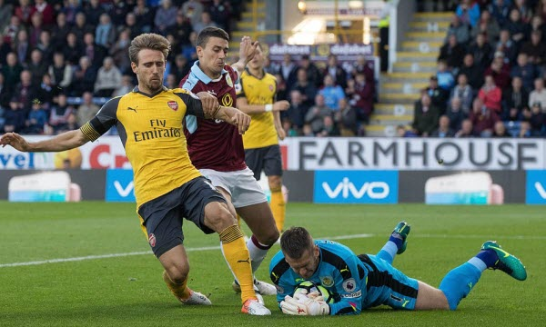 Dự đoán nhận định Arsenal vs Burnley 19h30 ngày 22/12