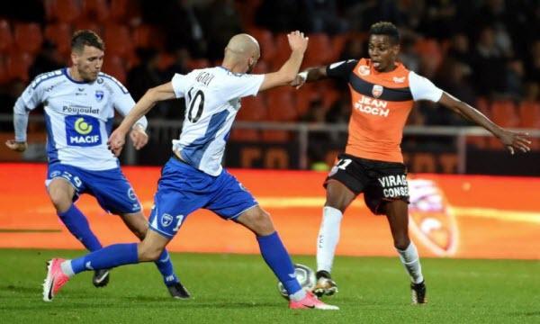 Dự đoán nhận định Lorient vs Chamois Niortais 02h00 ngày 09/11