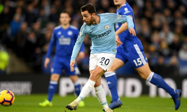 Bóng đá - Leicester City vs Manchester City 00h30 ngày 23/02