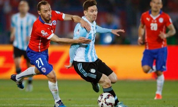 Phân tích Argentina vs Chile 7h ngày 4/6