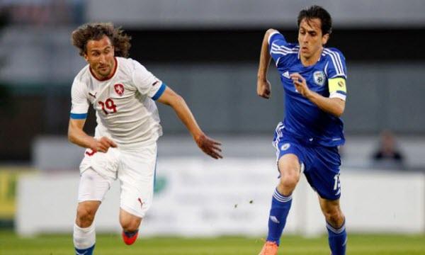 Bóng đá - Israel vs Moldova 00h00, ngày 07/06