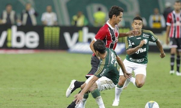 Bóng đá - Palmeiras vs Gremio (RS) 07h30 ngày 28/08