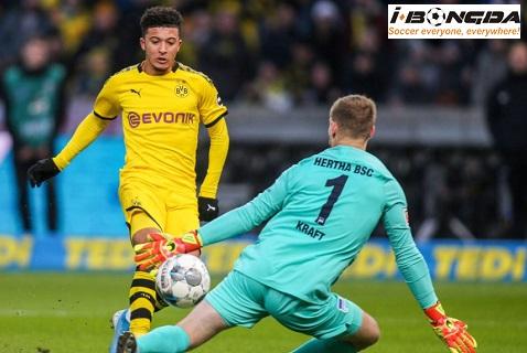 Nhận định dự đoán Hertha Berlin vs Borussia Dortmund 2h30 ngày 22/11