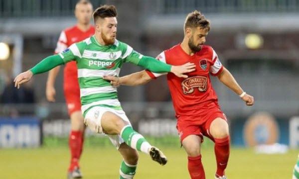 Bóng đá - Cork City vs Shamrock Rovers 01h45, ngày 07/07
