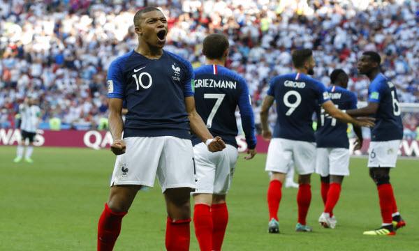Bóng đá - Uruguay vs Pháp 21h00, ngày 06/07