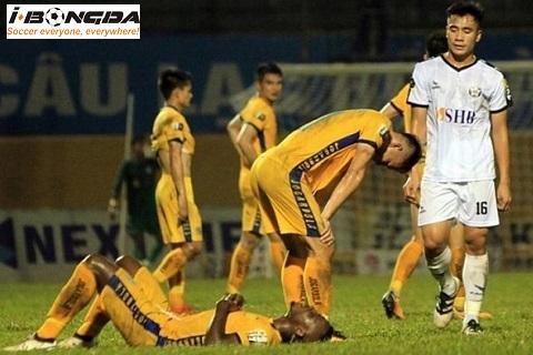 Bóng đá - Đà Nẵng vs Thanh Hóa 31/10/2020 17h00