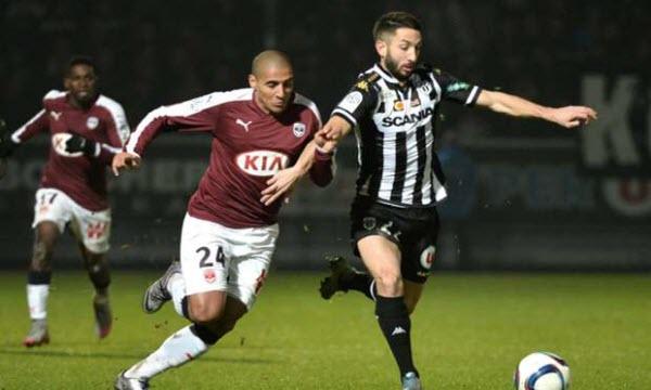 Bóng đá - Angers SCO vs Bordeaux 16/01/2019 01h00