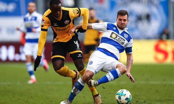 Bóng đá - MSV Duisburg vs Dynamo Dresden 19h30 ngày 23/12