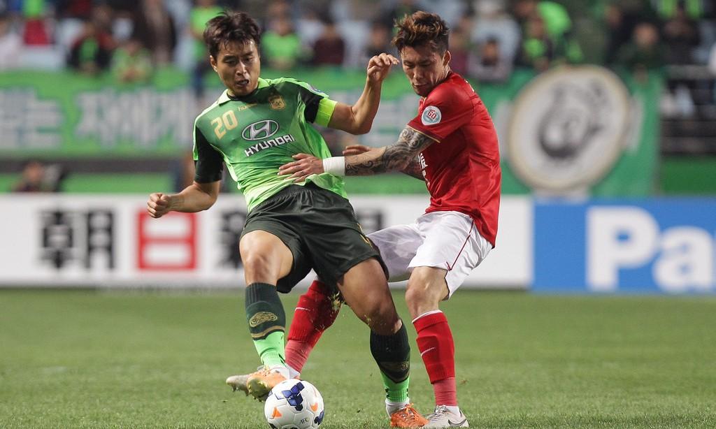 Bóng đá - Sangju Sangmu Phoenix vs Jeonbuk Hyundai Motors 17h00 ngày 05/07