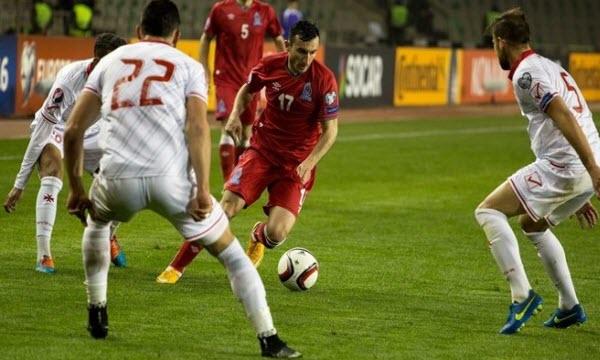 Bóng đá - Malta vs Azerbaijan 22h59, ngày 06/09