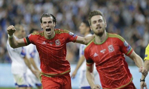Bóng đá - Xứ Wales vs Israel 22h59, ngày 06/09