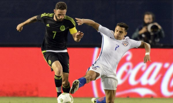 Phân tích Chile vs Bolivia 8h30 ngày 9/6