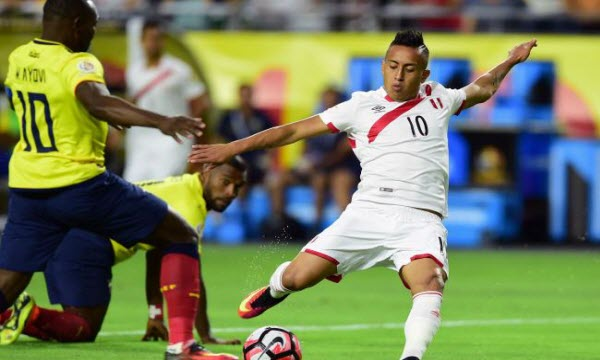 Phân tích Ecuador vs Peru 4h ngày 9/6