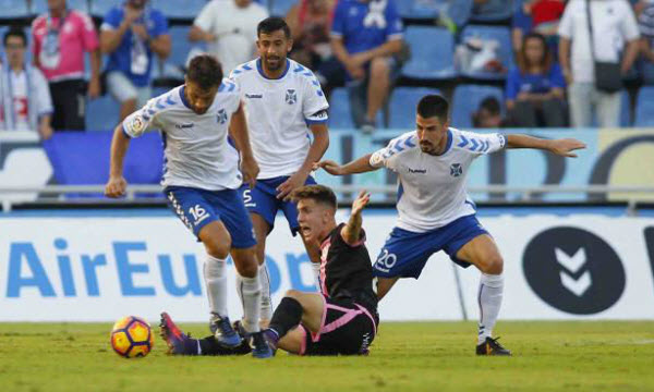 Bóng đá - Rayo Vallecano vs Tenerife 0h15 ngày 8/2