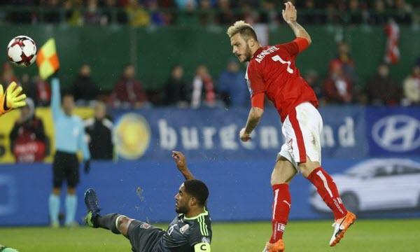 Bóng đá - Áo vs Serbia 01h45, ngày 07/10