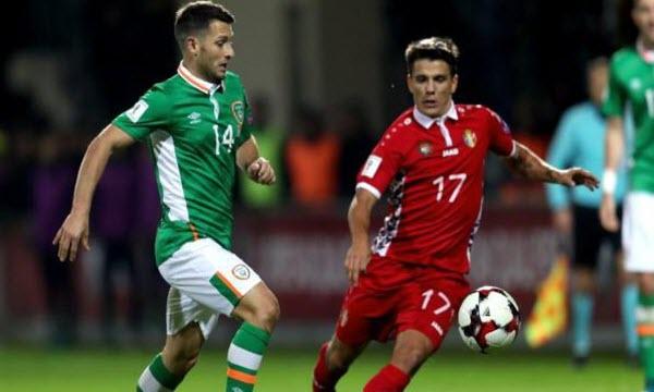 Bóng đá - CH Ireland vs Moldova 01h45, ngày 07/10