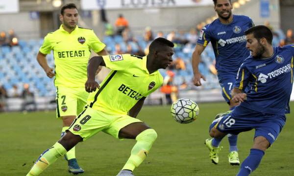 Bóng đá - Getafe vs Levante 21h15 ngày 06/10