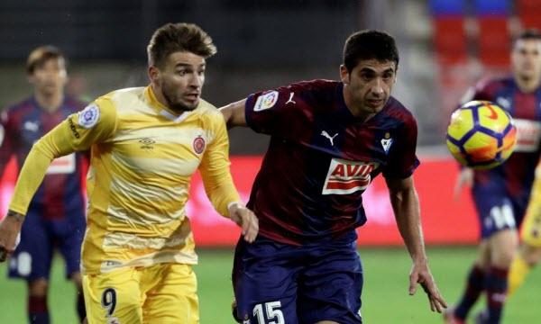 Bóng đá - Eibar vs Girona 00h30 ngày 04/02