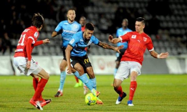 Bóng đá - Stade Reims vs Nimes 05/05/2019 01h00