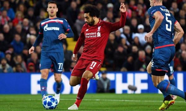 Bóng đá - Crvena Zvezda vs Liverpool 00h55 ngày 07/11