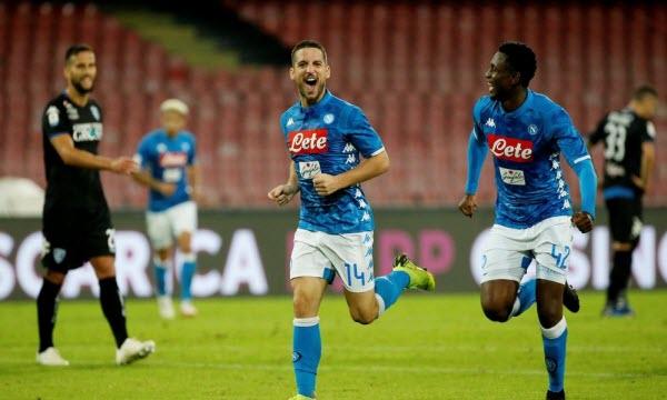 Bóng đá - Napoli vs Paris Saint Germain 03h00 ngày 07/11