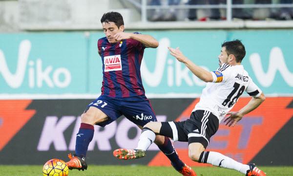Bóng đá - Eibar vs Sporting de Gijon 00h30 ngày 07/12