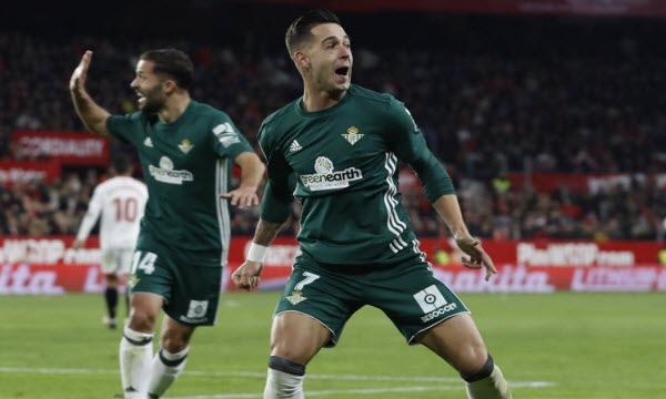 Bóng đá - Real Betis vs Racing de Santander 02h45 ngày 07/12