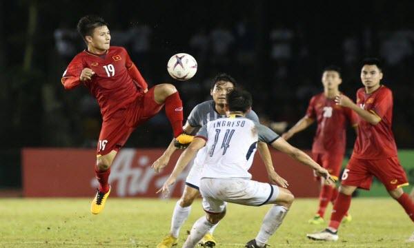 Bóng đá - Việt Nam vs Philippines 19h30 ngày 06/12